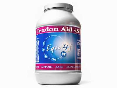 Feed supplement for horses tendons, Tendon Aid 4S