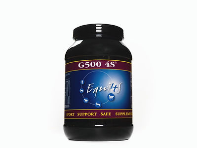 Feed supplement for horses digestion, G500 4S