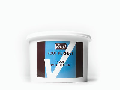 Feed supplement for horses Foot perfect Vital Equine