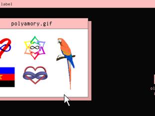 Please Keep Using the Polyamorous Symbols You Love
