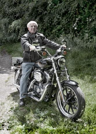 The Old Biker