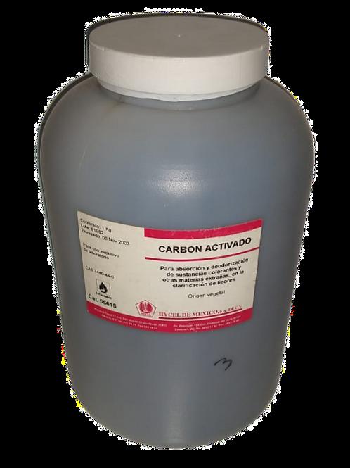 CARBON ACTIVADO DE 1 KG N/P 55615