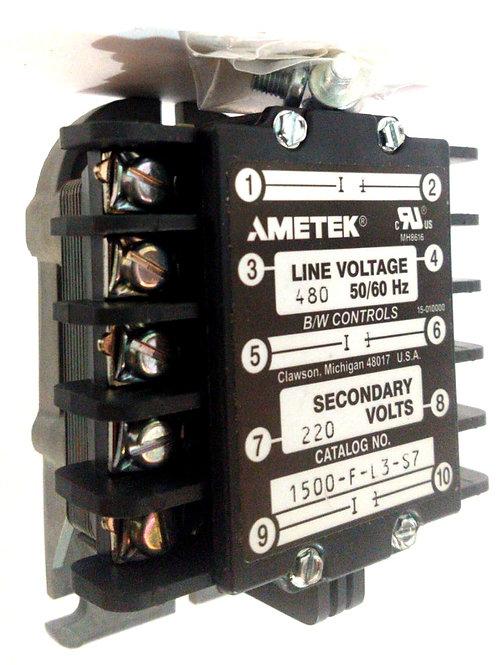 LIQUID LEVEL CONTROL MOD. 1500-F-L3-S7-OC-X