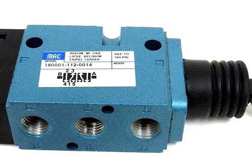 VALVULA CONTROL NEUM N/P 180001-112-0014