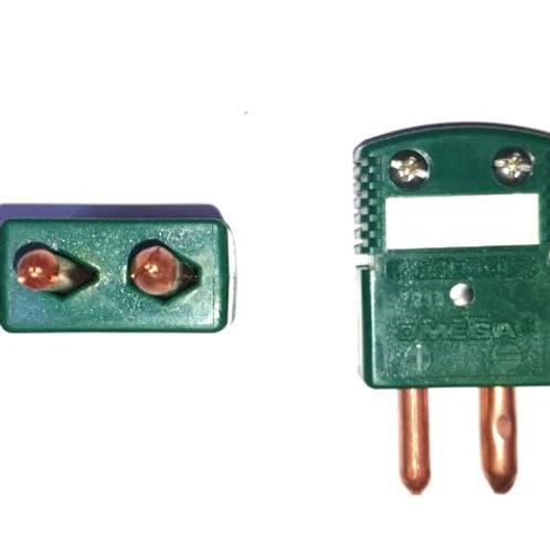 CONECTOR MACHO N/P OSTR/S-F