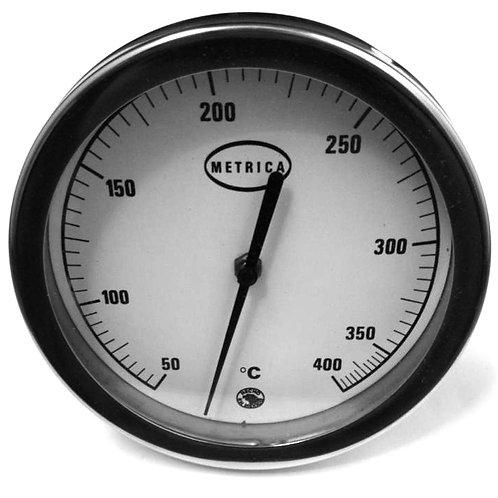 TERMOMETRO BIMETALICO MOD. BM127P RGO 50 A 400 ºc