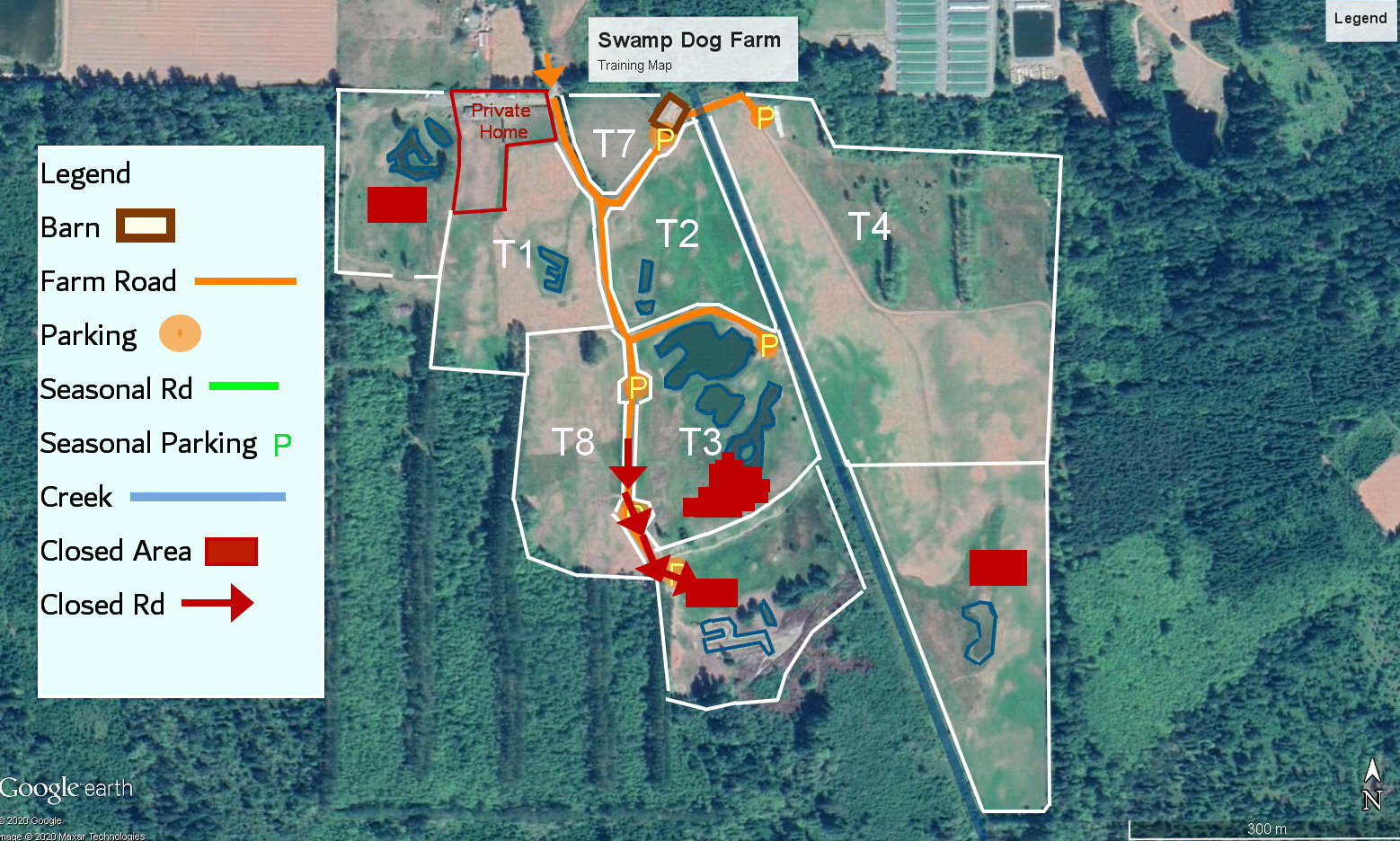 Swamp Dog Farm Winter Training Map2020.j