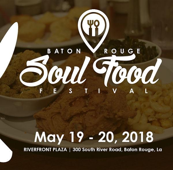 2019 Baton Rouge Soul Food Festival