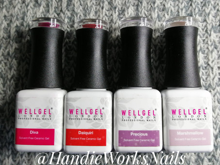 Stunning Colours from Well Gel London