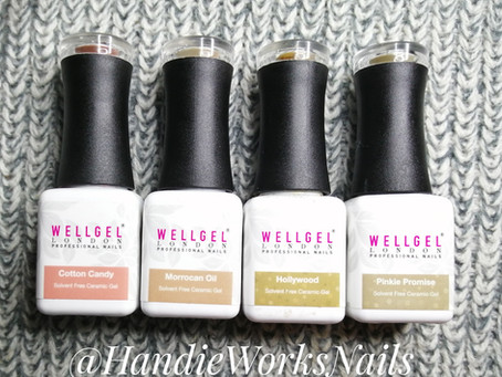 Nude/Natural Review: Well Gel London