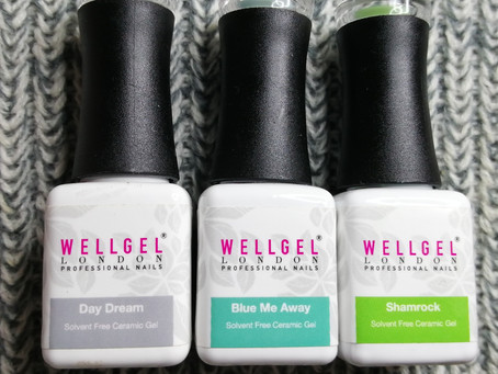 Well Gel London Spring Colours Review