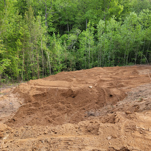 Clearing & Grading Completed