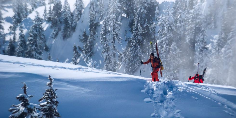 04-07 Mar. / Initiation au Ski de Randonnée (2/2) / Introduction to Ski Touring (2/2)