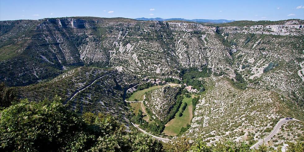 17-21 May / Les Chemins de St Guilhem - St Guilhem Trails