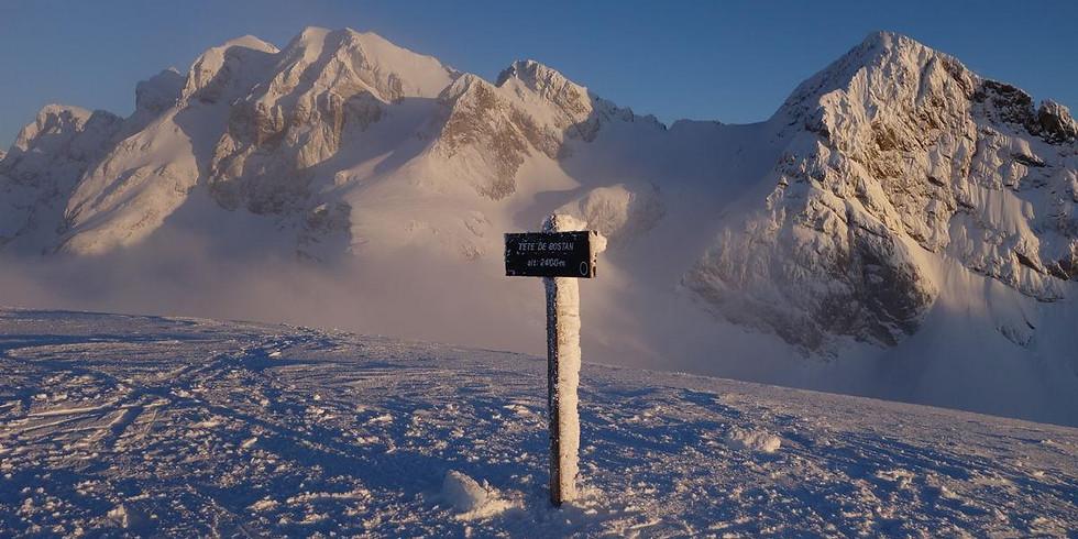 23-24 Jan. / Winter Magic - Découverte du Haut Giffre / Snowshoeing Adventure in the Haut Giffre