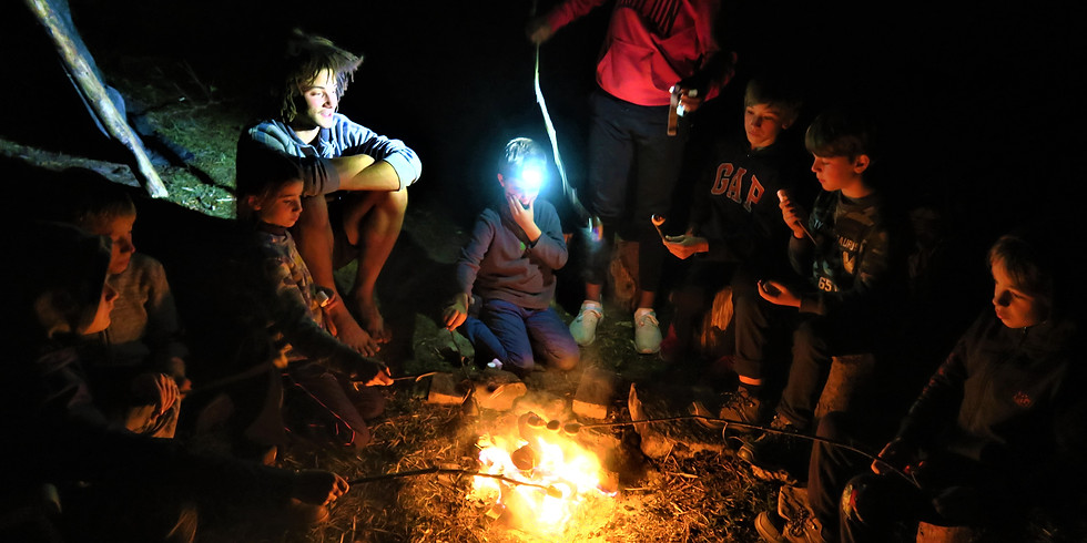 27 Oct.-02 Nov. / Camp Jeunesse - Nature & Vie Sauvage / Youth Camp - Into the Wild