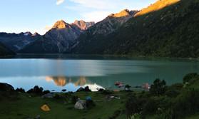 Yilhun Lha-tso Lake