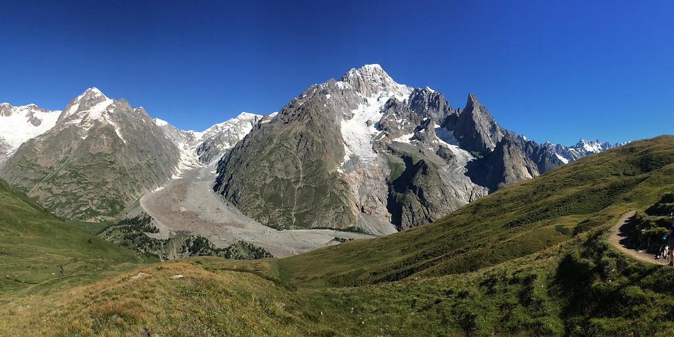 12-24 July / Raw Travel - Tour du Mont Blanc Circuit