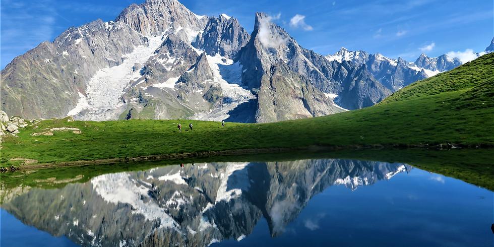 16/07 to 25/07 - Tour du Mont Blanc / Mont Blanc Circuit Trail