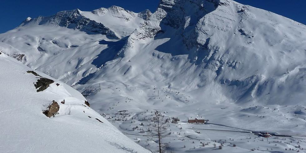 16-19 Feb. / Cols et Hospices des Alpes en Raquettes - Le Simplon / Simplon Pass Snowshoeing Discovery