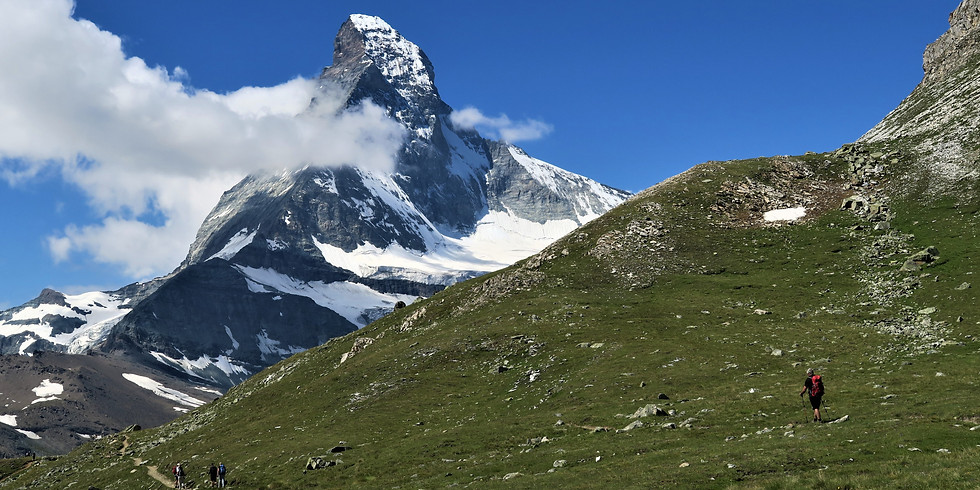 12-15 Sept. / Saas Fee - Zermatt, Swiss Tour Monte Rosa +