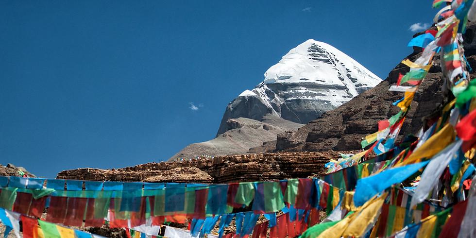 12 May - 02 June 2020 / Tibet Sacré, Tibet Sauvage / Sacred and Wild Tibet