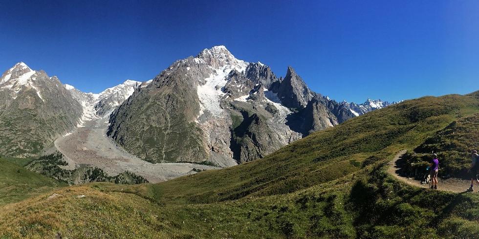 14-26 June / Raw Travel - Tour du Mont Blanc Circuit