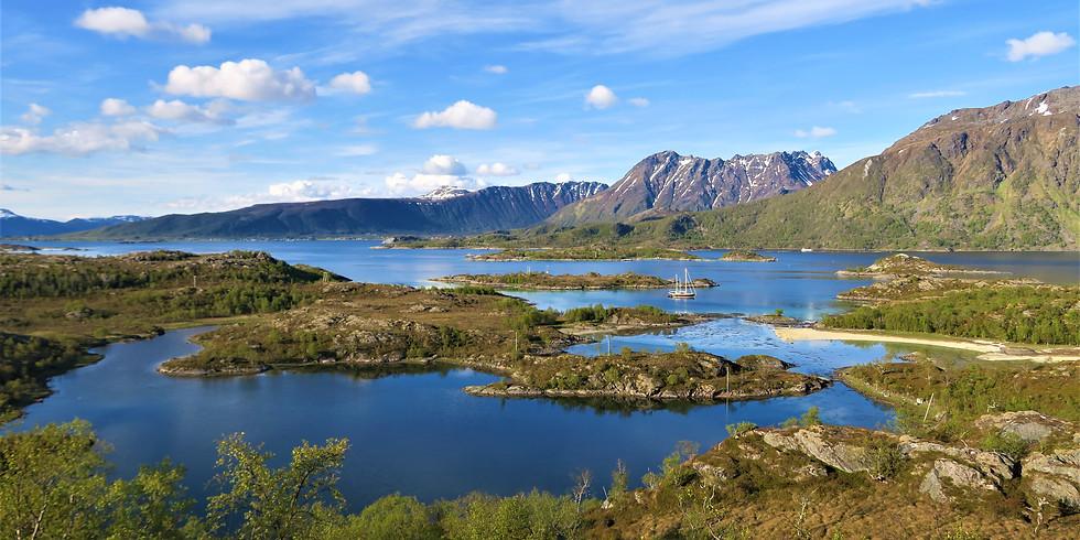 20-27 Juin / Norvège - Randonnée et Voile aux Iles Lofoten / Norway - Sailing and Hiking in the Lofoten Islands