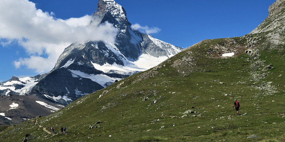 17-20/07 - Saas Fee Zermatt, Swiss Tour Monte Rosa - In collaboration with Touring Monkeys