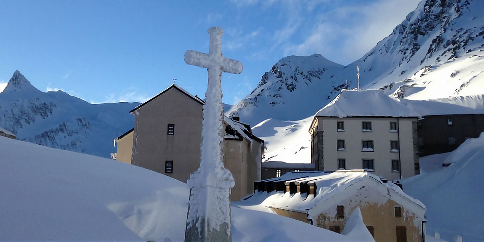 13-14 Mar. / Winter Magic - Découverte du Grand St Bernard / Grand St Bernard Snowshoeing Discovery