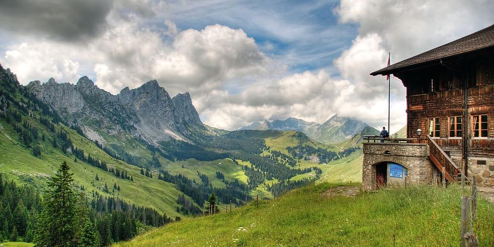 19-21 Aug. - Balade Fribourgeoise - Tour des Gastlausen.