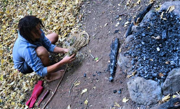 Abondance (FR) Camp Jeunesse, Nature et Vie Sauvage Photo: J. Temple