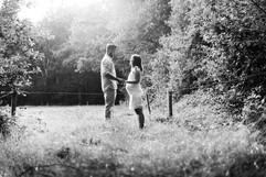 Zwangerschapsfoto's op locatie