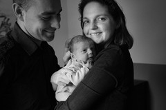 Newborn aan huis