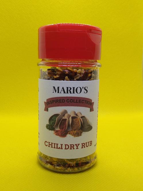 Chilli Dry Rub