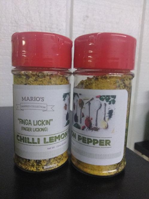 Chilli Lemon Pepper