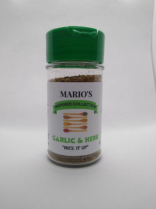 Garlic & Herb Seasoning / SALT FREE, NO MSG