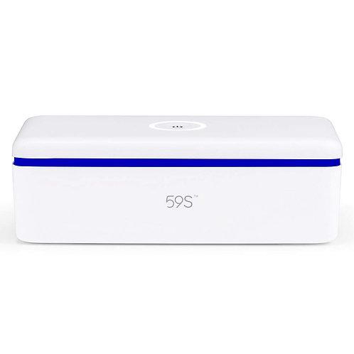 59S UV Ultraviolet LED Sterilizer Sanitization Box for Razors,Nail Scissors,Glas