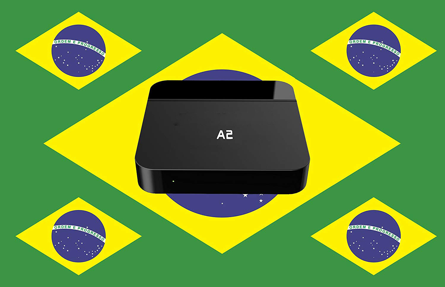 Brzil IPTV A2+ Edition 4K More Then 200 Channels of TV, Many of Them in HD