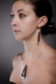 Ebony Jewellery, Irish Jewellery, Silver jewellery, Handmade Jewellery, Designer Jewellery