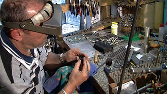 Silver Jewellery making, Handmade jewellery, Designer jewellery, Irish jewellery, Silver jewellery