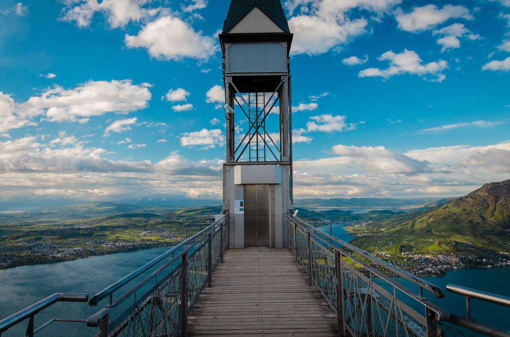 Bürgenstock view