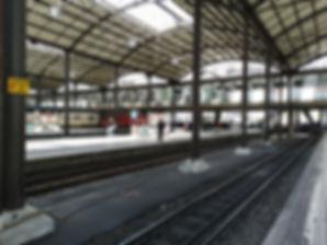 Lucerne Railway Station