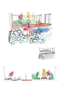 Proposition projet patio