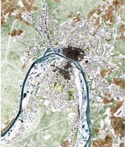 Carte des paysages