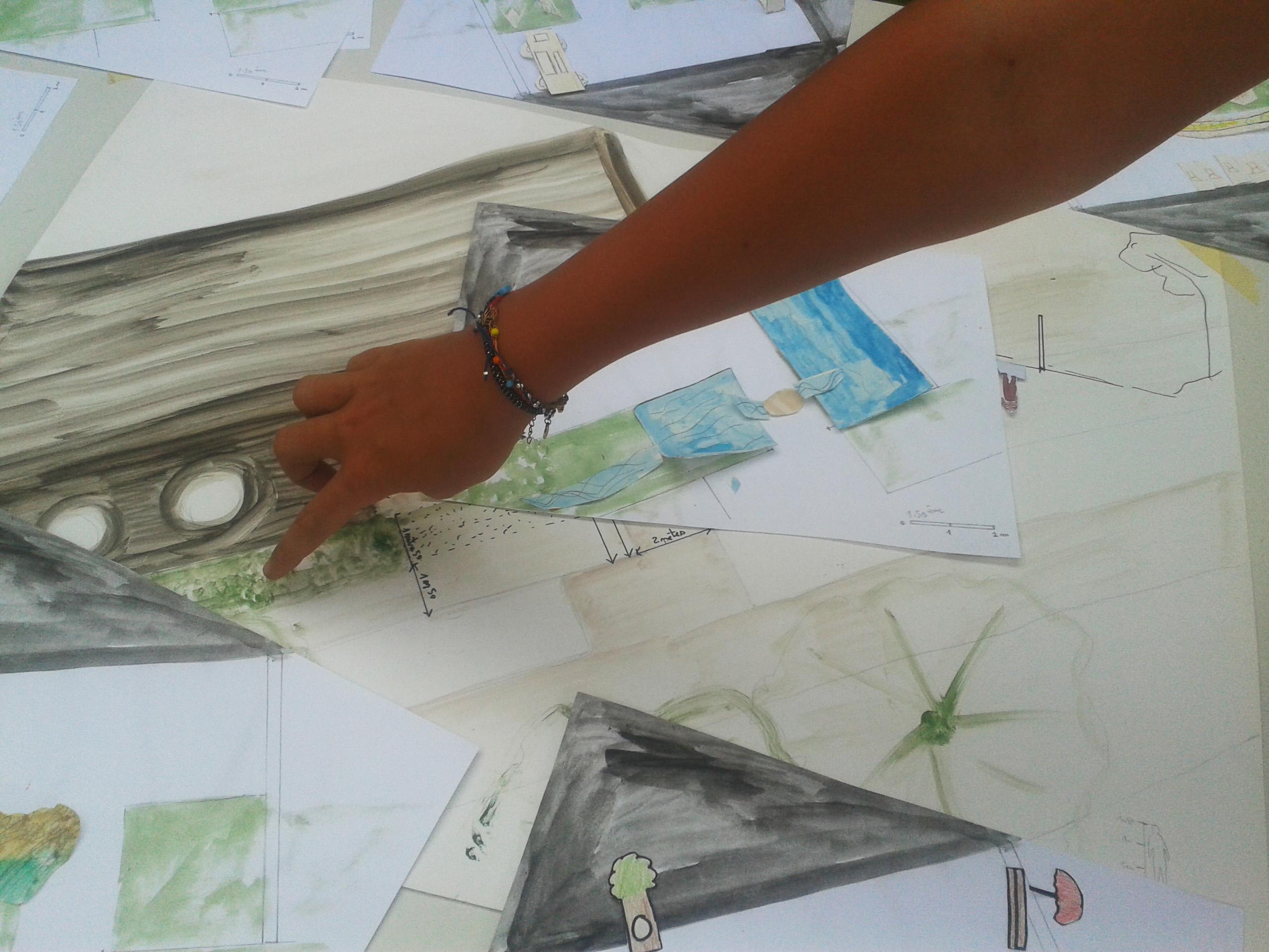 Présentation des projets