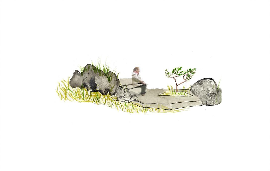 Espace de repos