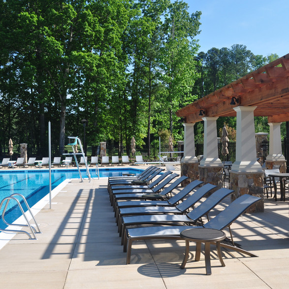 Hermitage Country Club - Pool Renovation
