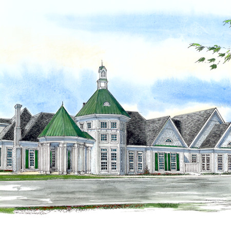 Riverview Green - Clubhouse