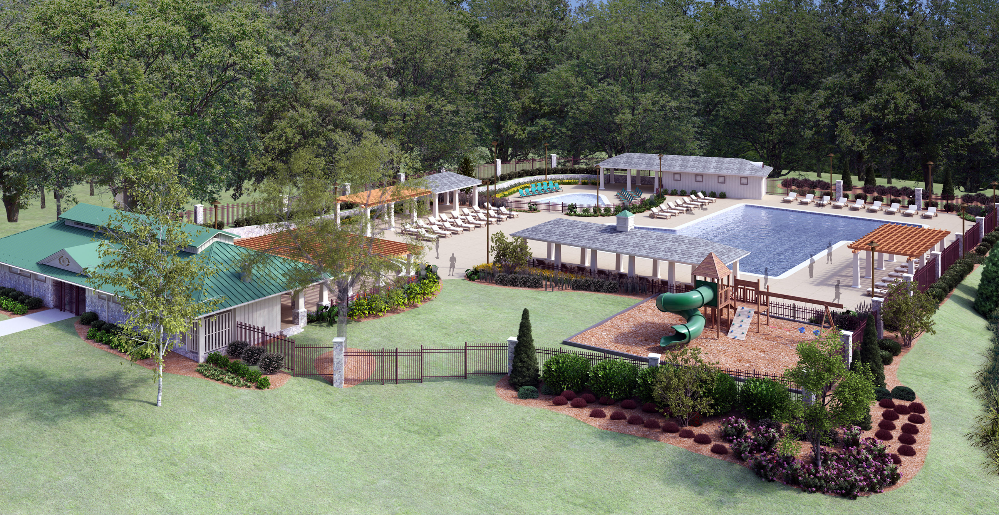 Hermitage Country Club Pool Reno
